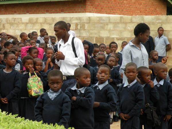 szkoła misyjna