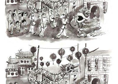 Chińska ulica