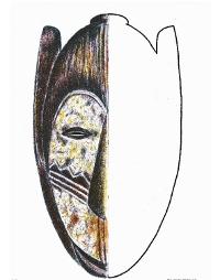 Maska Fang (Afryka)