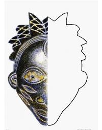 Maska Joruba (Afryka)