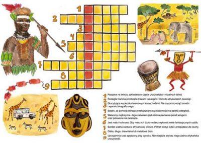 Afrykańska przygoda
