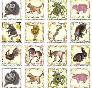Buddyjski horoskop