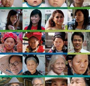 Mieszkańcy Wietnamu
