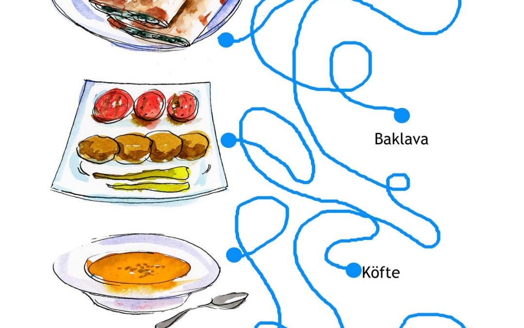 Tureckie potrawy