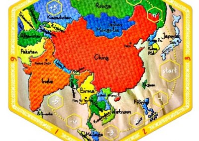 Zagadkowa Azja