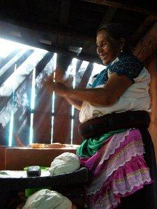 Meksyk Strój Indianek Purepecha Fundacja Edukacji