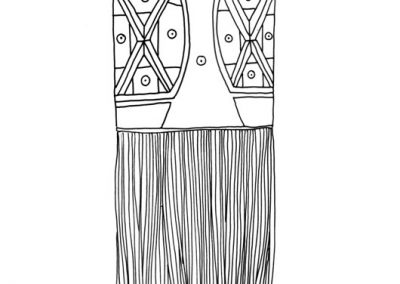 Maska ceremonialna (Brazylia)