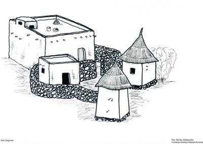 Dom Dogonów (Mali)
