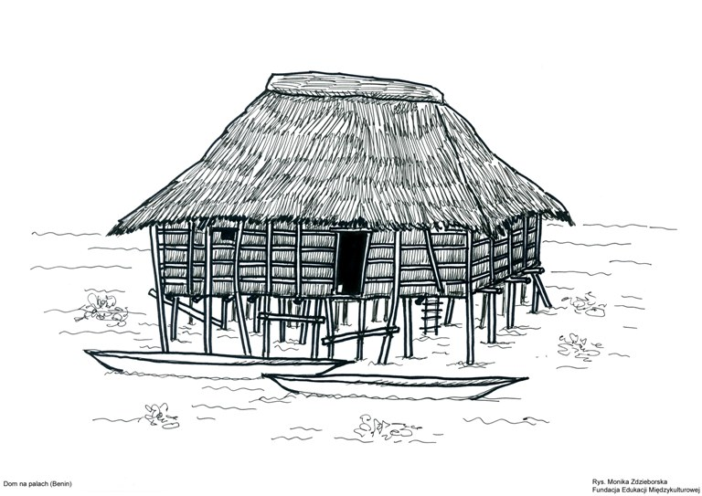 Dom napalach (Benin)