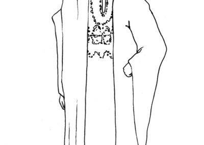 Mężczyzna zludu Joruba (Nigeria)