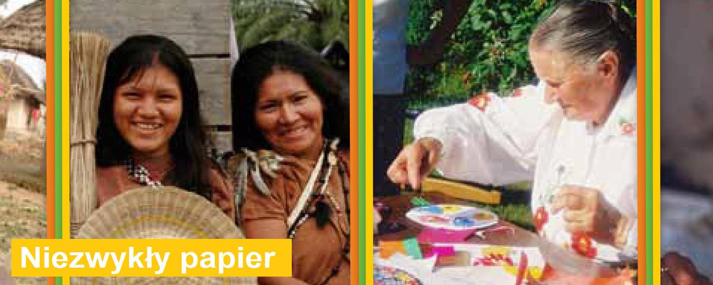 Niezwykły papier – zajęcia zedukacji kulturalnej dla przedszkolaków