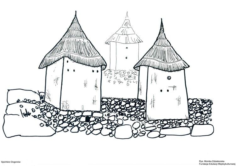 Spichlerz Dogonów (Mali)