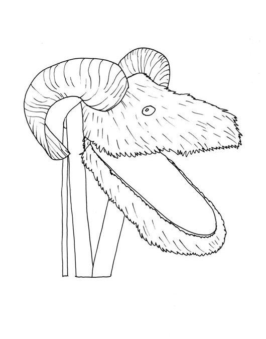 Maska turonia (Polska)