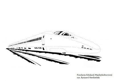 Shinkansen – kropki
